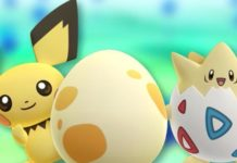 Pichu and Togepi