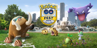 Pokémon GO Fest Chicago 2019