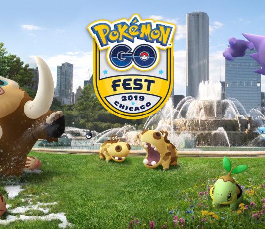 Pokémon GO Fest Chicago 2019