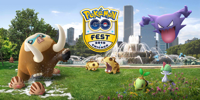 GO Fest Biome Spawns Guide | Pokemon GO Hub