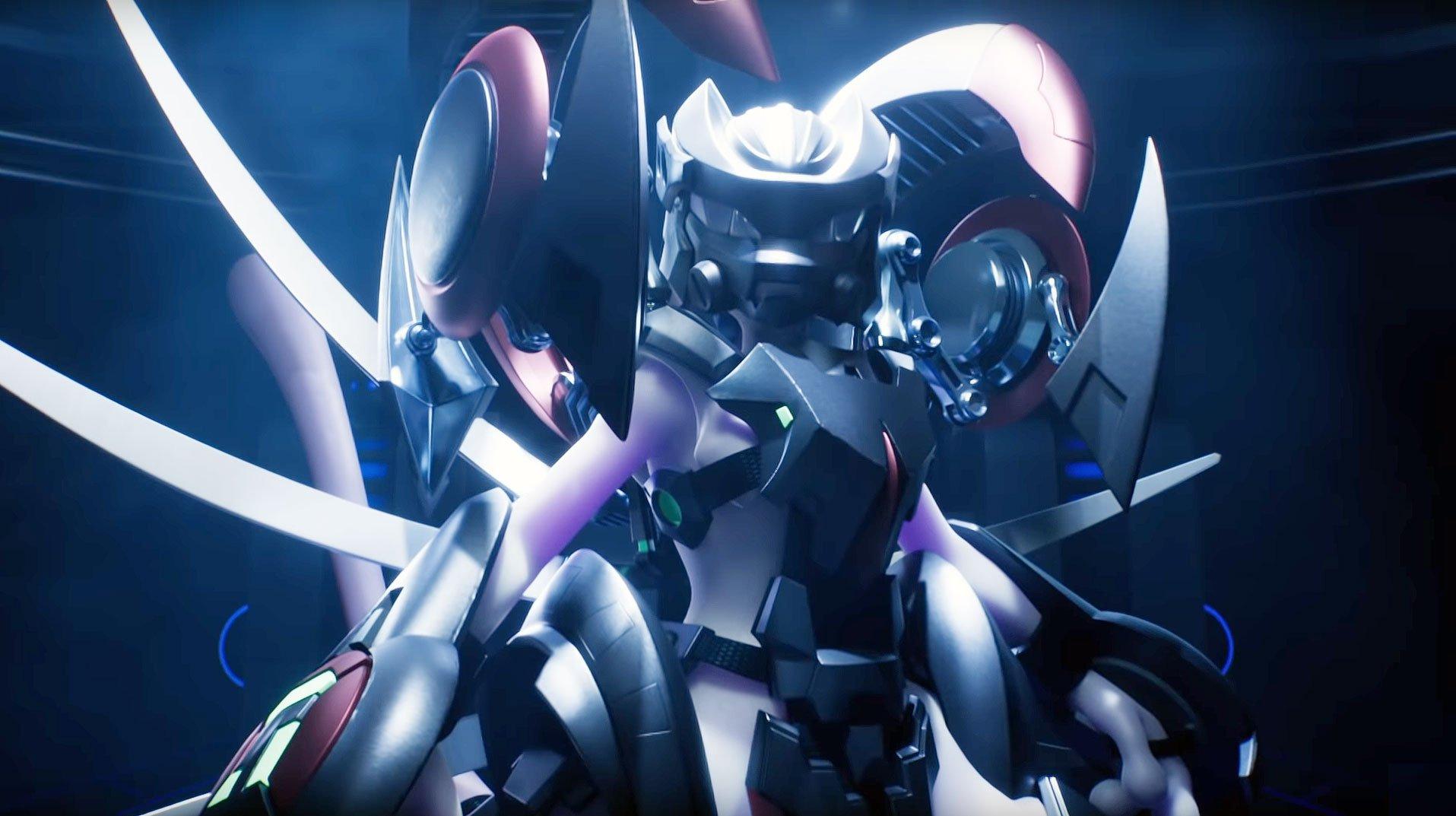Armored Mewtwo Redesign Revealed In The New Mewtwo Strikes Back Evolution Trailer Pokemon Go Hub
