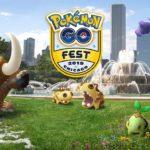 Pokemon GO Fest 2019