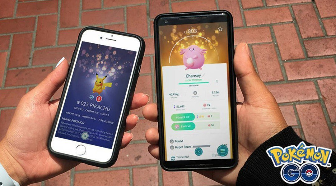 Lucky Friends & Avatar Poses Are Coming to Pokémon GO