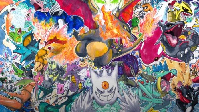 shiny pokemon wallpaper from wallpaper cave