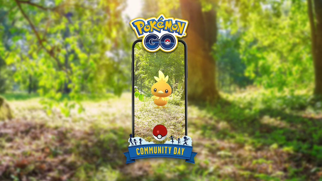 Torchic Community Day May