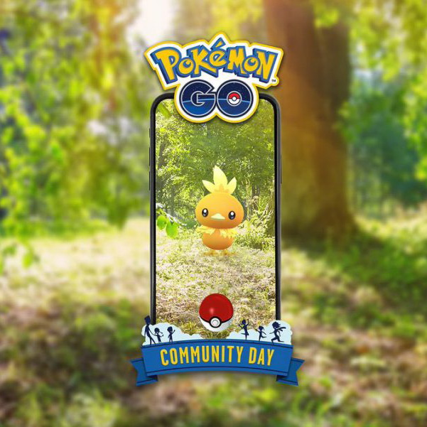 Torchic Community Day