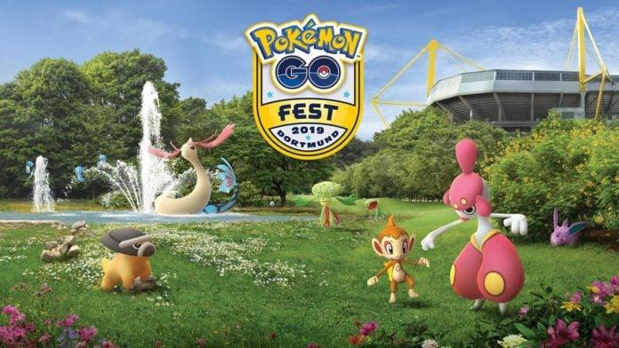 Pokémon GO Fest Dortmund 2019