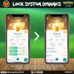 Pokemon Locking idea in Pokemon GO