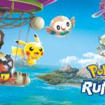 Key Art of Pokémon Rumble Rush