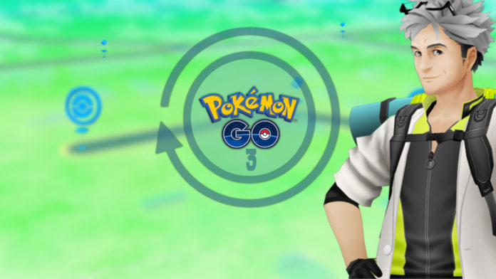 Returning to Pokémon GO: Part 3
