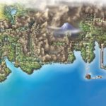 Kanto and Johto Map