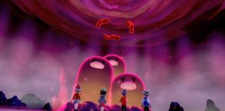 Max raid battles in Pokemon Sword and Shield