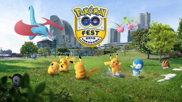 Pokémon GO Fest Yokohama 2019