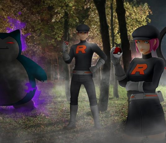 Team GO Rocket