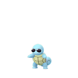 Squirtle Squad Shiny Squirtle