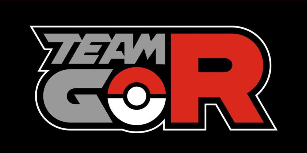 Team GO Rocket Logo