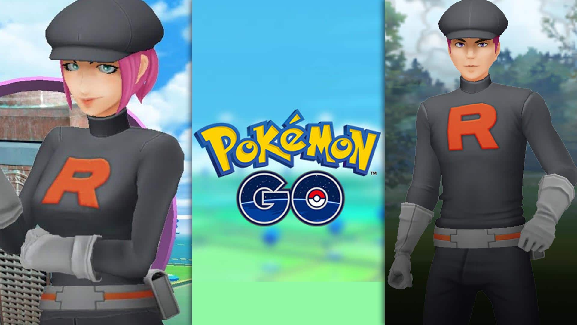 The Pokémon GO Team Rocket Invasion event is now live