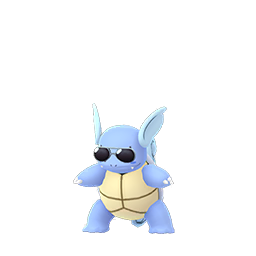 Squirtle Squad Wartortle