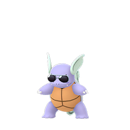 Squirtle Squad Shiny Wartortle
