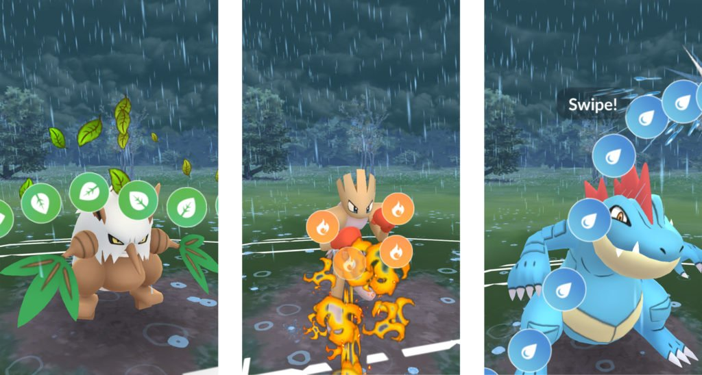 New Trainer Battle mini games