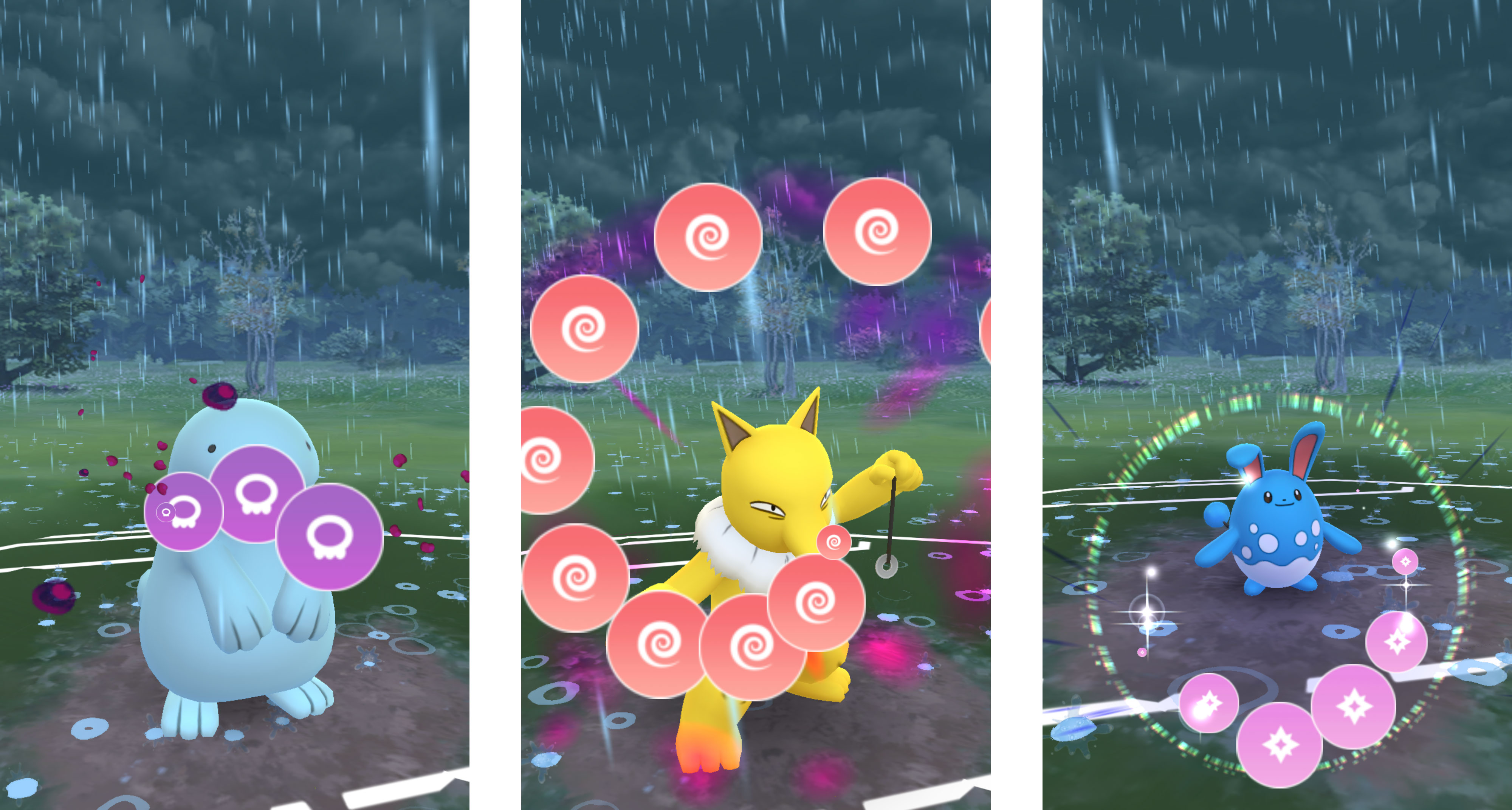How to Reach Excellent on All Charge Moves in Trainer
