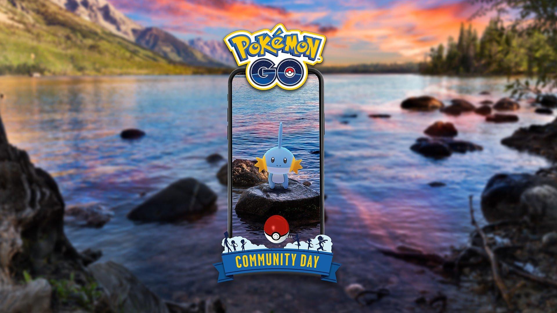 Mudkip Community Day Guide | Pokemon GO Hub