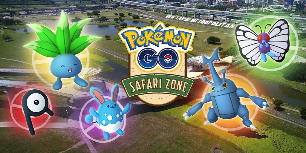 New Taipei City Safari Zone