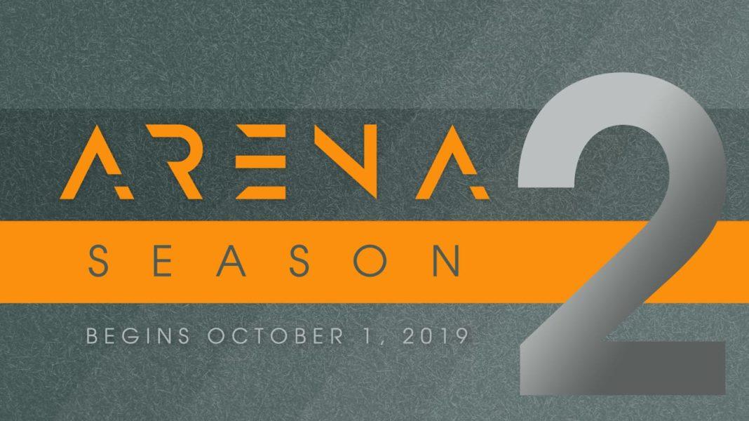 Silph Arena Season 2