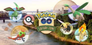 Safari Zone Montreal 2019