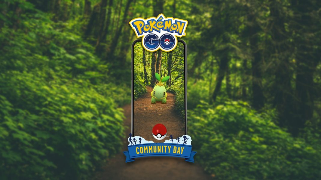 Turtwig Community Day