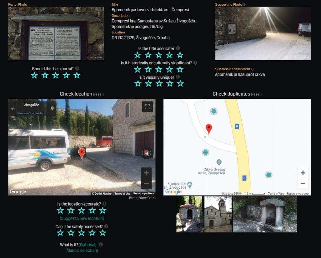 OPR Screenshot