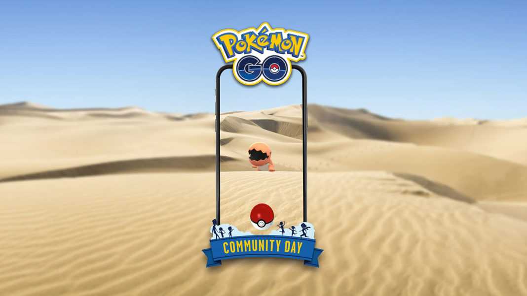 Trapinch Community Day