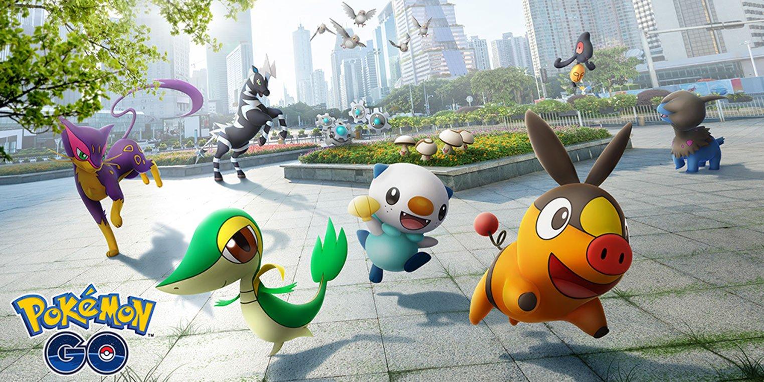 Unova Region Celebration Event | Pokémon GO Hub