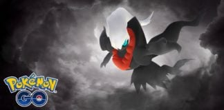 Pokemon GO Darkrai