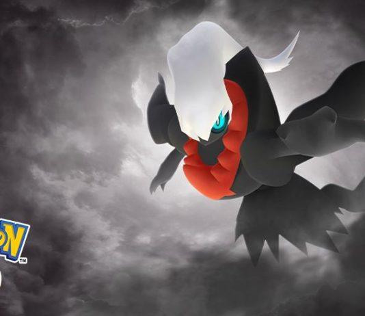 Pokemon GO Darkrai