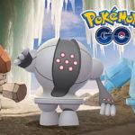 Legendary Golems in Pokemon GO