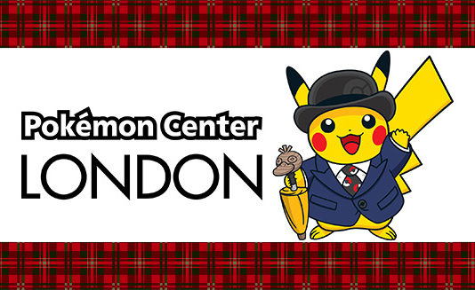 Pokemon Center London