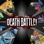 Pseudo Legendary Pokmon Battle Royale BY Simbiothero