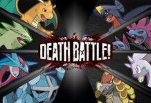 Pseudo Legendary Pokmon Battle Royale BY Simbiothero