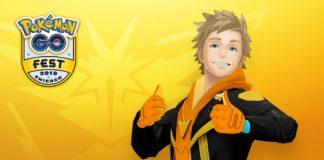 Team Instinct's leader Spark