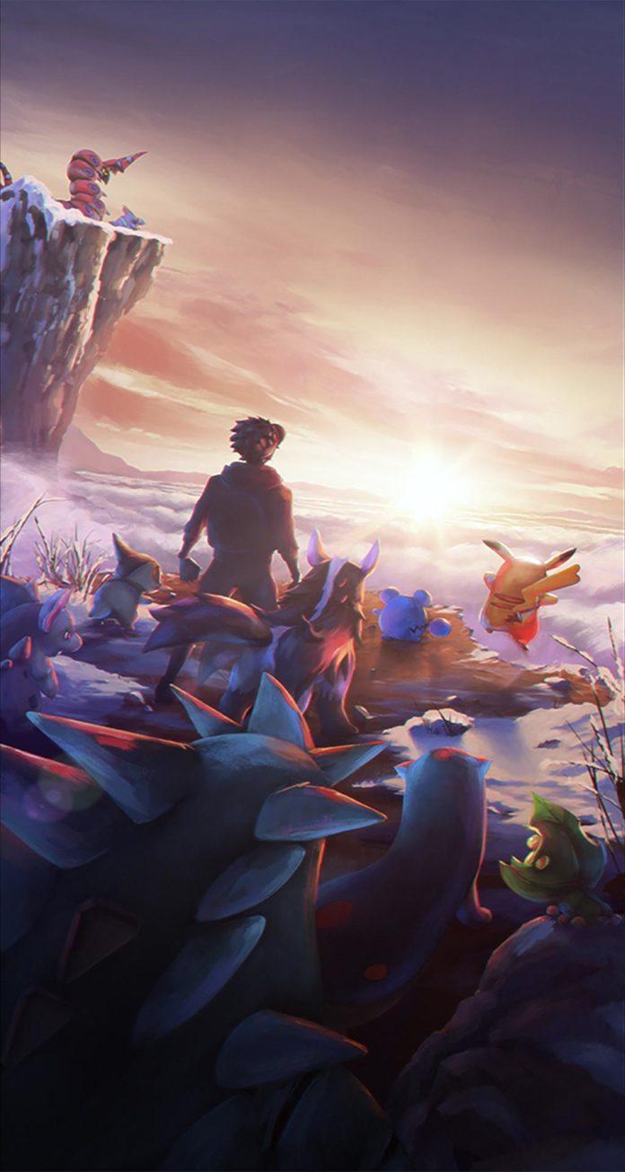 Pokémon GO Loading Screen 2020