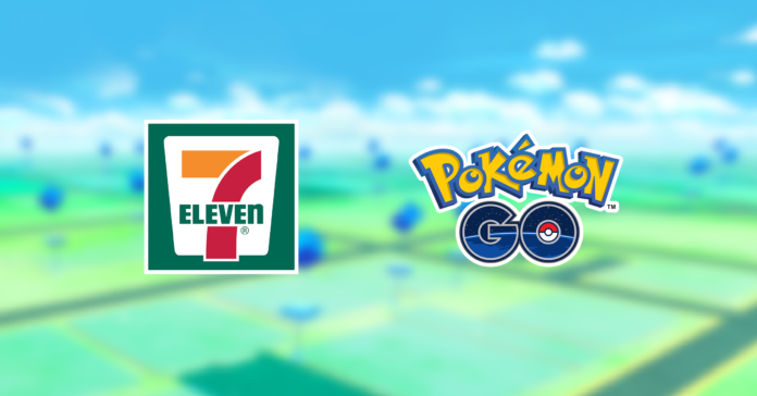 Seven Eleven (7Eleven) and Pokémon GO