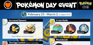 Pokémon Day Event 2020