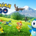 Sinnoh Region Pokémon