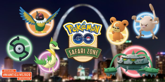 Safari Zone St. Louis