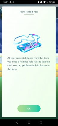 Remote Raiding Pass