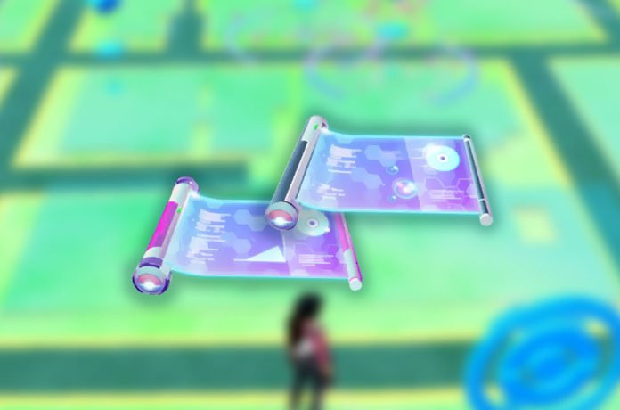 Elite Fast TM and Charged TM in Pokémon GO