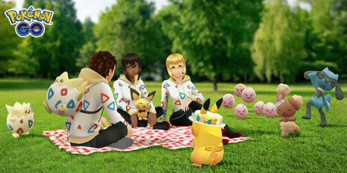 Pokémon GO Spring Celebration Event 2020