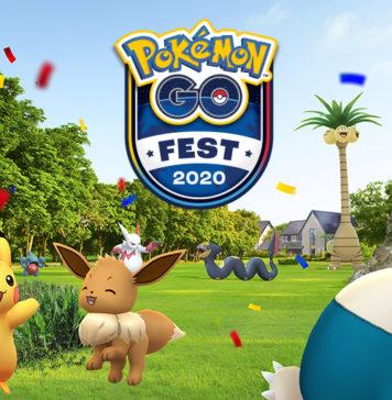 GO Fest 2020 Event