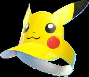Pikachu Visor